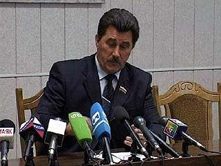 Борис Скрынников встретится с журналистами