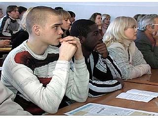 Борис Волынов ответит на вопросы студентов