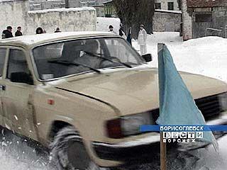Борисоглебские гонщики выступили на Всероссийском чемпионате