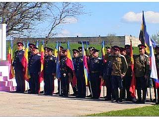 Борисоглебские казаки отмечают юбилей