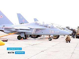 Борисоглебские лётчики осваивают новые боевые машины