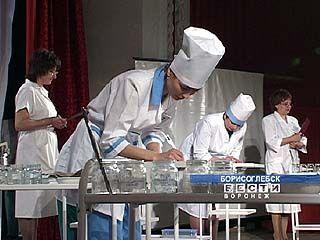 Борисоглебские медсестры соревновались в профессионализме
