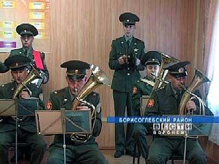 Борисоглебские музыканты отправятся на смотр войсковых оркестров