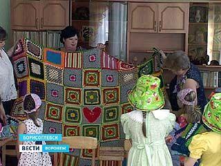 Борисоглебские рукодельницы приняли участие в благотворительной акции