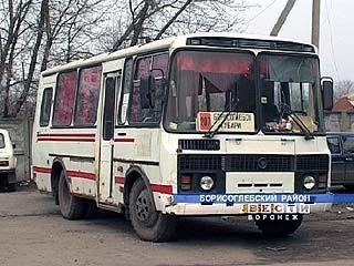 Борисоглебские транспортники улучшили сообщение с востоком района