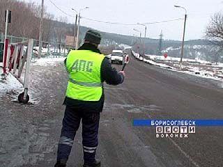 Борисоглебские водители попадают в тюрьму за неуплаченные штрафы