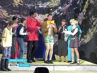 Борисоглебский драматический театр устроил капустник