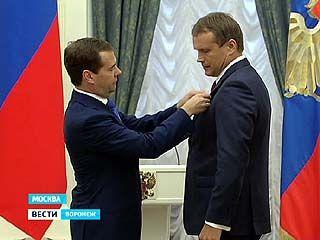 Борисоглебский лётчик-испытатель получил Звезду Героя Российской Федерации