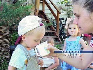 Борисоглебцы снова остались без воды
