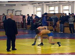 Борцы греко-римского стиля выиграли путевки для участия в Чемпионате России - 2011