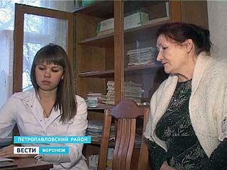 Бригада специалистов Петропавловской ЦРБ с января ездит по отдалённым сёлам района