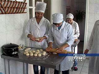 Будущих специалистов пищевой промышленности обучают в Россоши