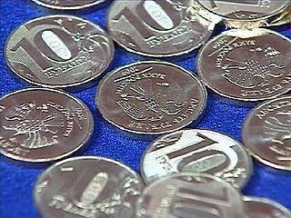 Бумажные десятирублёвки заменят на монеты