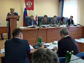 Бюджет Воронежа на 2008 год рассмотрят в гордуме