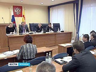 Бюджет Воронежа на 2012 год был принят в первом чтении