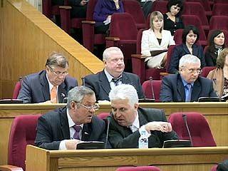 Бюджет Воронежского региона на 2010 год принят