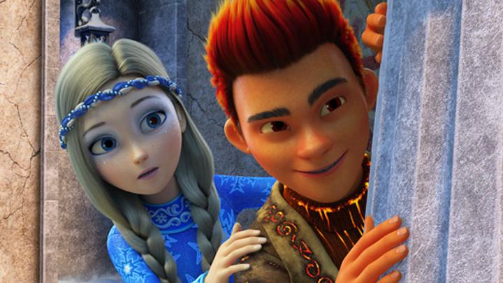 Воронежскую «Снежную королеву 3» подчеркнули как лучший полнометражный фильм