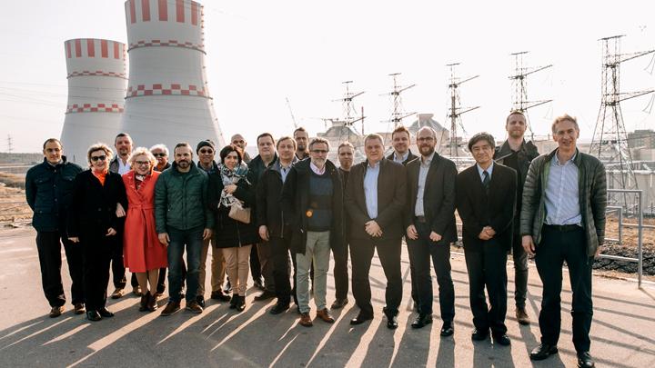 На Нововоронежской АЭС международная группа обсудила безопасность в области атомной энергетики