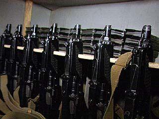 Часть 1. Для борьбы с терроризмом необходимо иметь самое современное оружие