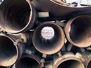 Часть 3: Реконструкция водопроводной сети