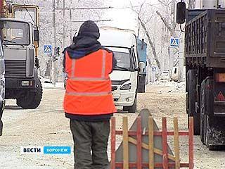 Часть улицы Циолковского перекрыта из-за прорыва канализационной трубы