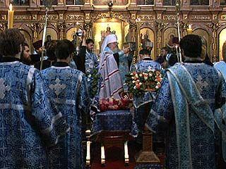 Частичка мощей святой мученицы Наталии передана Воронежскому собору