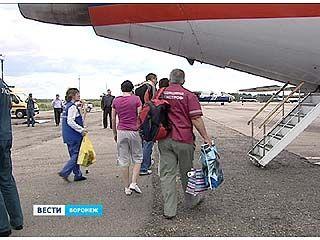 Челябинские туристы, попавшие в ДТП под Богучаром, отправились домой