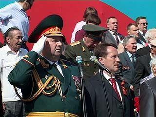 Чем запомнит Воронеж 65-летие Великой Победы?