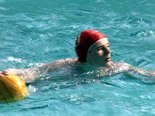 Чемпионат области по водному поло подошел к финишу