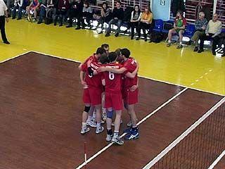 Чемпионат России по волейболу выходит на финишную прямую