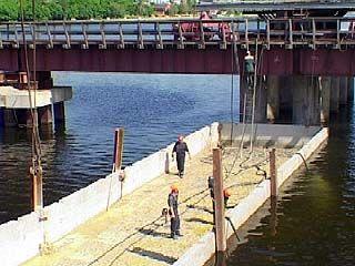 Чернавский мост будет открыт в будущем году