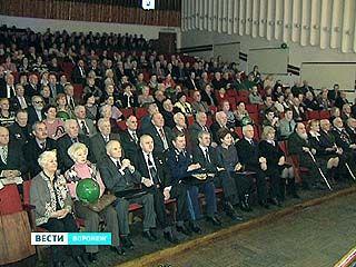 Четверть века отметил Воронежский совет ветеранов