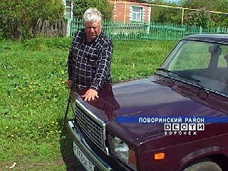 Четыре ветерана из Поворинского района стали автовладельцами