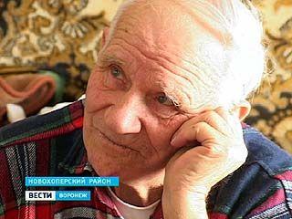 Чиновники пообещали привести жилье воронежского ветерана в порядок