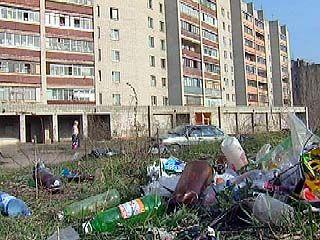 Чиновники ведут борьбу с мусором на законодательном уровне