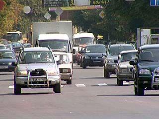 Число аварий на дорогах Воронежа неуклонно растет