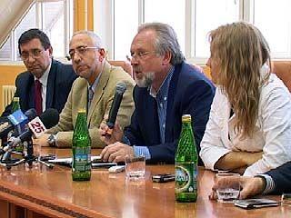 Члены Общественной палаты России провели в Воронеже тест на свободу слова