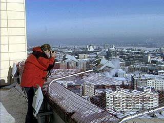 Что делает фотограф из Лондона в Воронеже?
