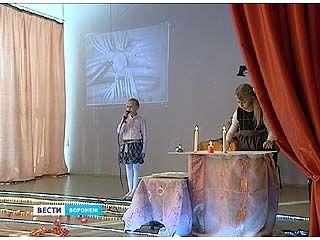 Чудеса фантазии показали на песочном шоу в Воронеже