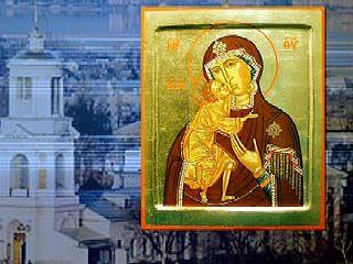 Чудотворную Феодоровскую икону доставят в Воронеж из Костромы