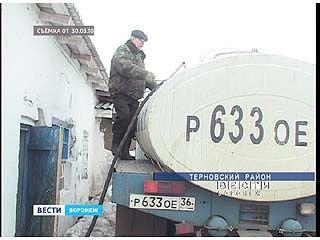 Cразу несколько хозяйств Терновского района подсчитывают миллионные убытки