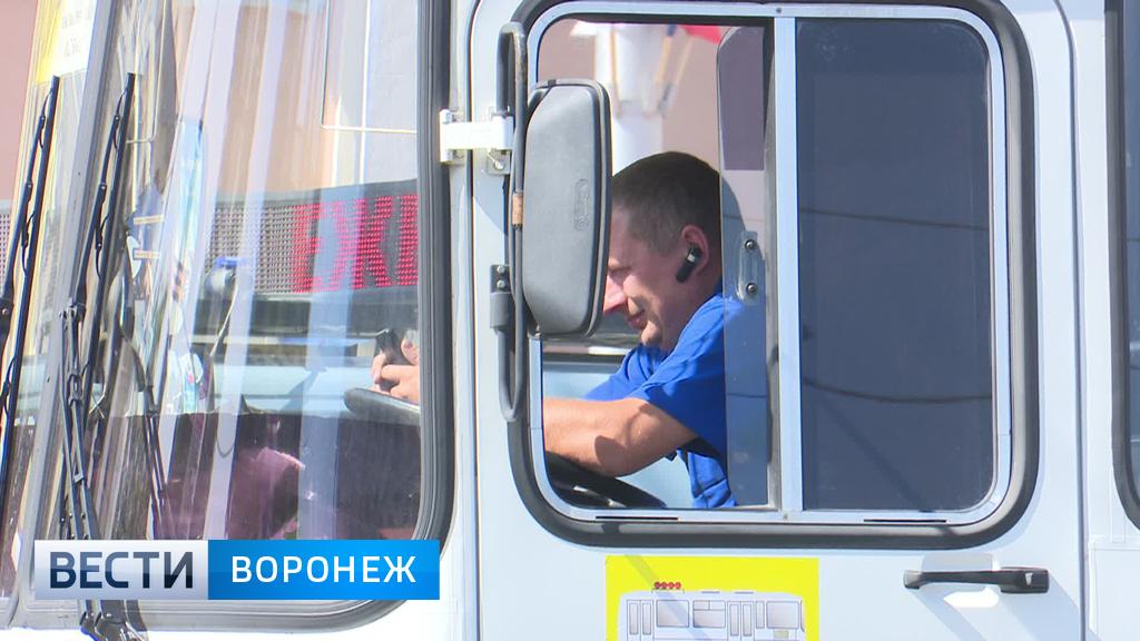 Перевозчики против пассажиров-мошенников. Во всех воронежских маршрутках установят камеры