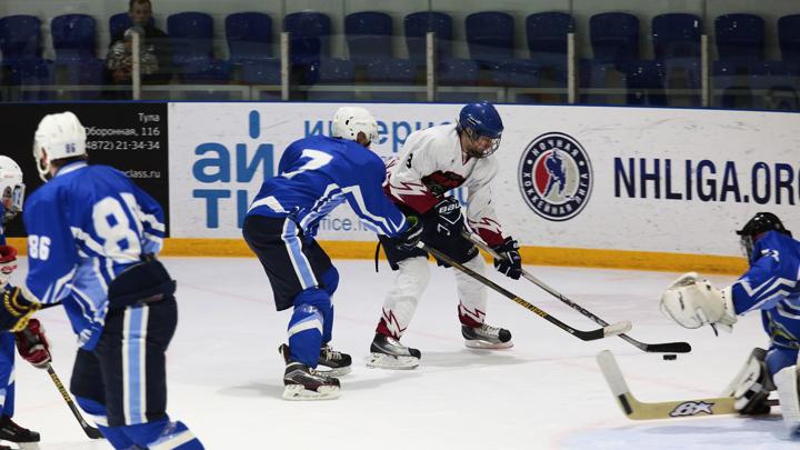 Студенты Воронежского опорного университета вышли в финал Студенческой хоккейной лиги