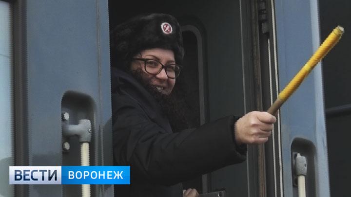 Первые пассажирские поезда в обход Украины прошли через Воронежскую область