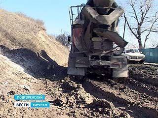 Дальше дороги нет. Несколько десятков жителей посёлка Подгоренский отрезаны от цивилизации