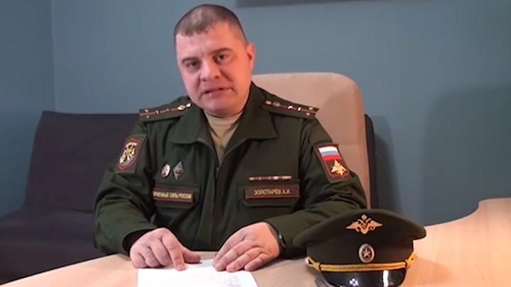 Воронежский офицер заявил о коррупции в части, записав видеообращение к президенту