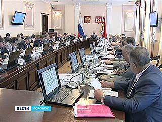 Дефицит казны Воронежского региона составил 7 миллиардов рублей