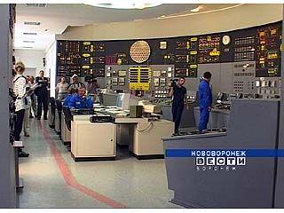Делегация из Германии посетила Нововоронежскую АЭС
