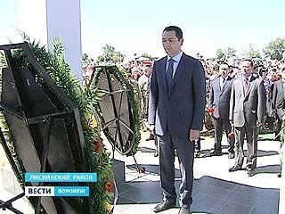 Делегация из Кыргызстана проехала по местам боевой славы