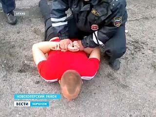 Дело эко-активиста, который напал на полицейского в Новохоперском районе, передали в суд
